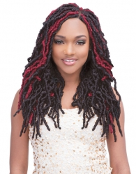 Janet Collection - Born Locs 18""