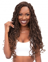 Janet Collection - Mermaid Locs 20""