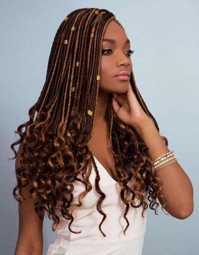 Janet Collection 2x Mambo Goddess Locs Straight 20
