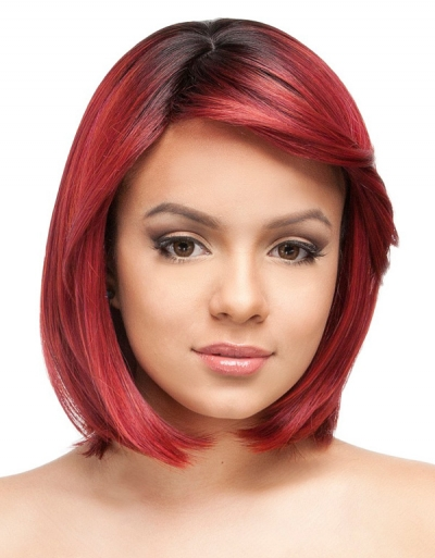 R&B collection Human Hair Blend Wig H-TULIP