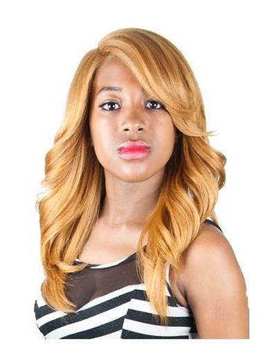 Manhattan Style - Deep Part wig LUX 4