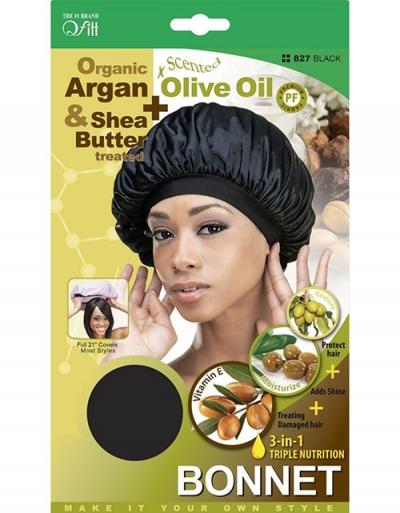 Qfitt - Organic Bonnet 827