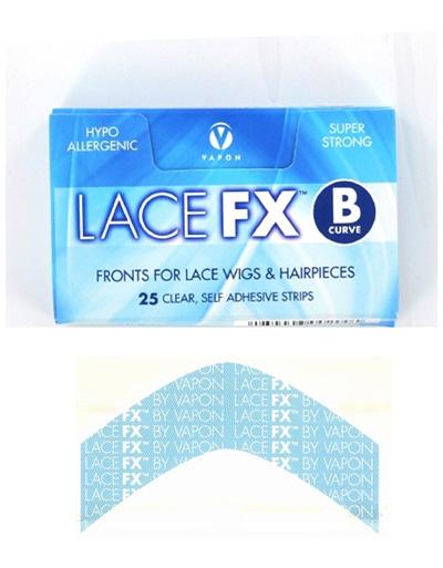 Vapon - Lace FX B Curve Tape 25 pcs