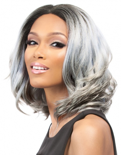 It's a wig Remi Touch Lace Wig RT7