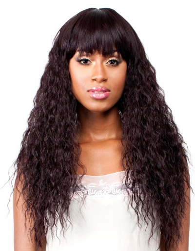 R&B collection Human Hair Blend Wig H-SCARLETT