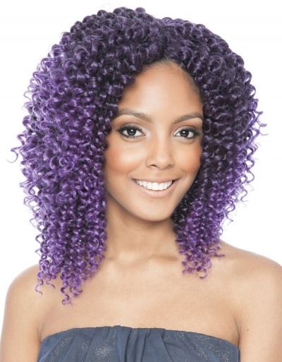 Mane Concept - Crochet Braid 2X WATER WAVE 10""