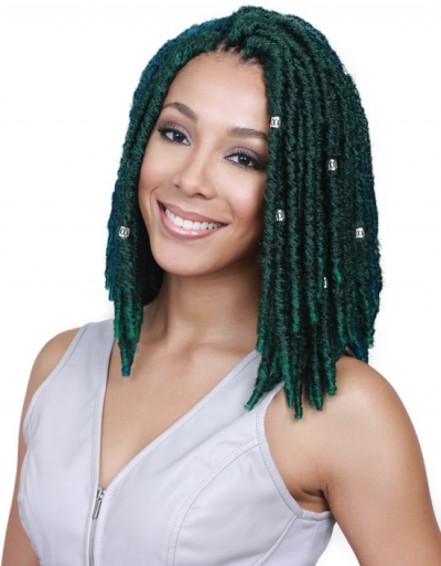 Bomba Dreadlocks Faux Locs SOUL 3pcs