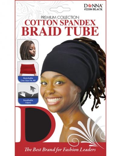 Donna - Cotton Spandex Braid Tube #22184