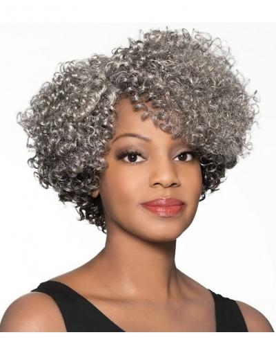 Foxy Silver J Part Wig MARJORIE