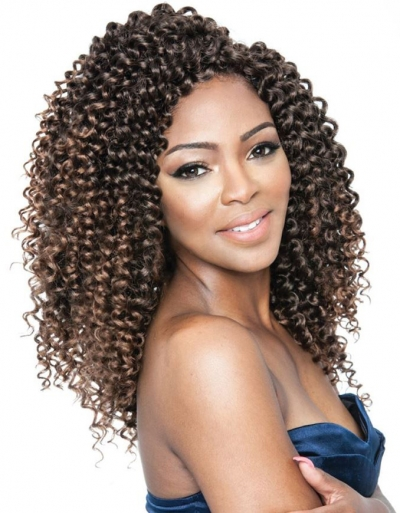 Mane Concept - Crochet Braid WATER WAVE 12""