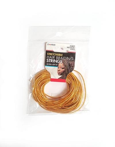 Donna - Hair Braiding Strings