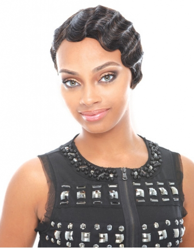 Janet Collection - Human Hair Wig MOMMY2