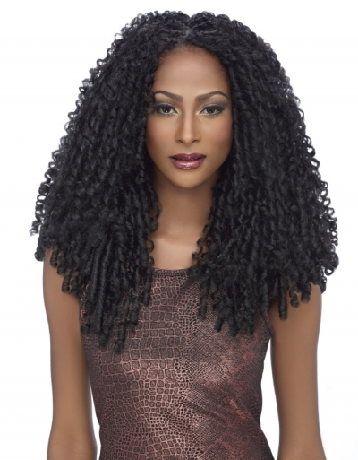 "Harlem 125 Kima Braid Soft Dreadlock 14"" (KSD14)"