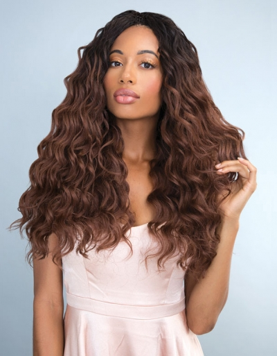 Janet Collection - Perm Peruvian Ocean Wave 18""