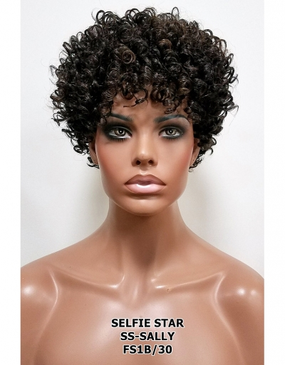 Modu Anytime Selfie Star Synthetic Wig Ss Sally