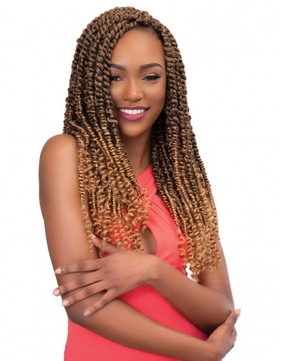Janet Collection - Passion Twist Braid 18