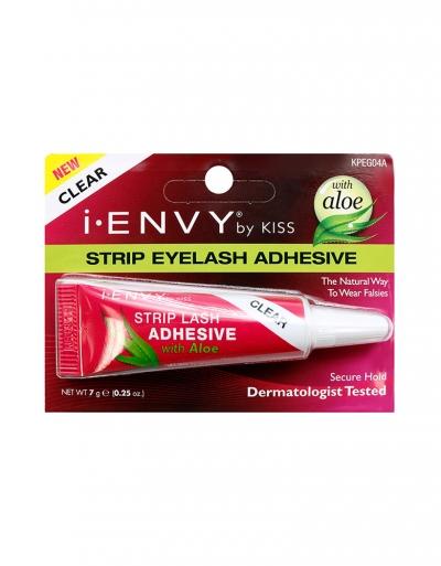 Kiss - Strip Eyelash Adhesive (Clear)