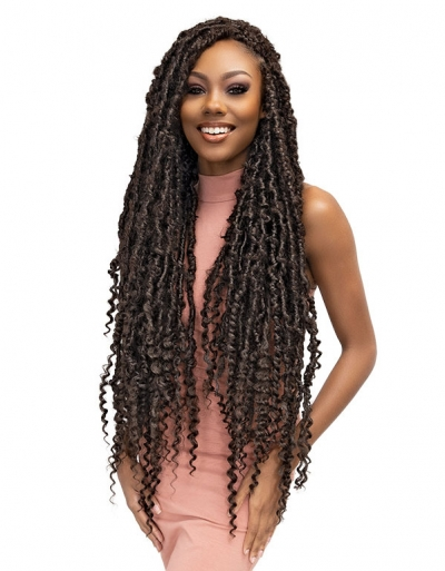 Janet Collection - Maverick Locs 24""