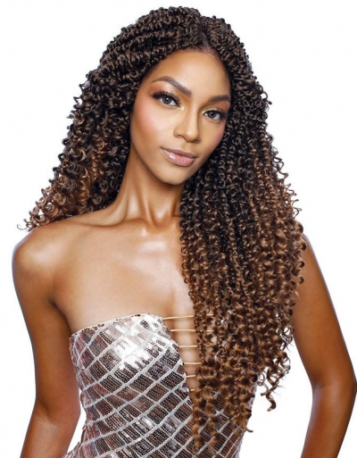 Mane Concept - Crochet Braid Boho Passion Twist 18""