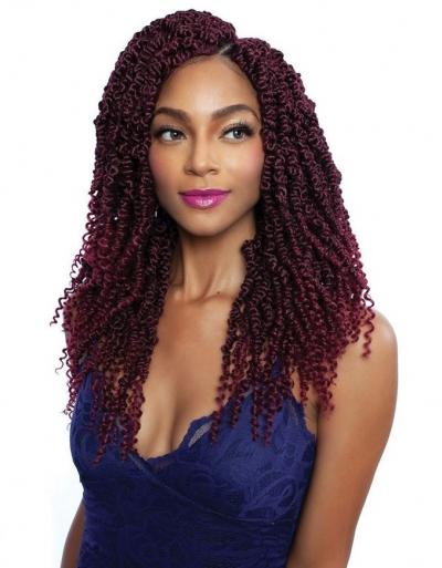 Mane Concept - Crochet Braid TWB213 2X Gorgeous Passion Twist 14""
